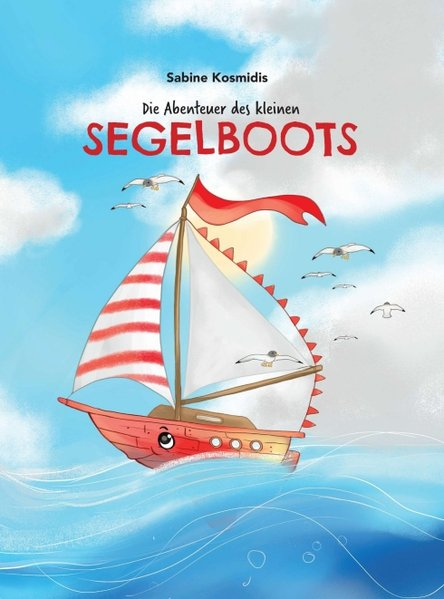 Cover Kinderbuch Segelboot
